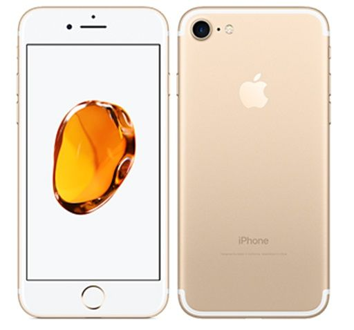 Apple iPhone 7 256GB Золотой