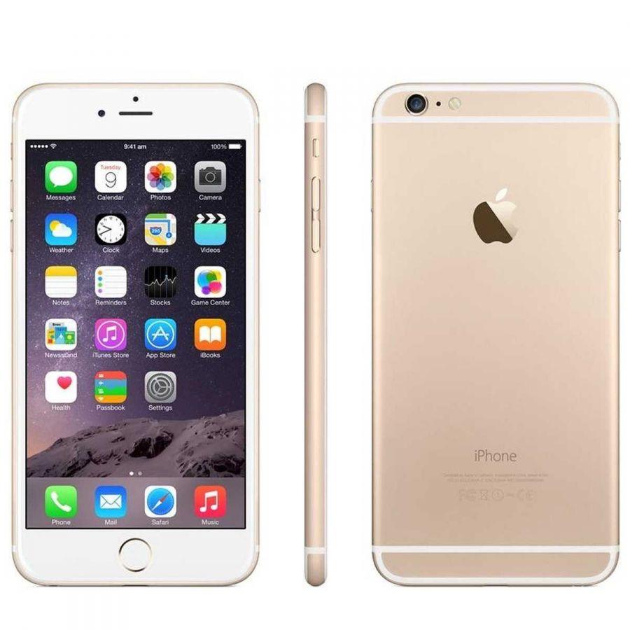 Смартфон Apple iPhone 6 Plus 64GB золотой